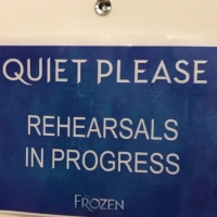 BWW TV: Go Inside Rehearsals with the Australian Cast of FROZEN! Photo