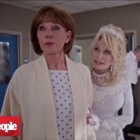 VIDEO: Christine Baranski Says Dolly Parton Plays a 'Sexy Foxy Angel' in CHRISTMAS ON THE SQUARE