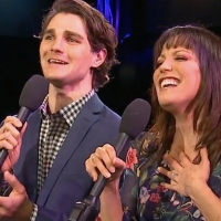 VIDEO: Caroline Bowman and Austin Colby Perform FROZEN Mashup on GOOD MORNING AMERICA Photo