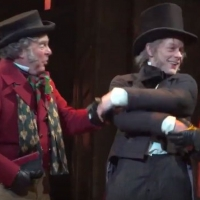 VIDEO: First Look at Footage From A CHRISTMAS CAROL at Milwaukee Rep Video