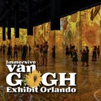 Immersive Van Gogh Exhibit Orlando Photo