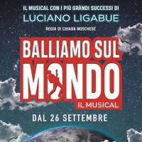 BWW Review: BALLIAMO SUL MONDO, il musical jukebox de 'Il Liga' al Teatro Nazionale Photo