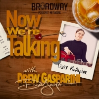 Listen: Lizzy McAlpine Talks Music and More on NOW WE'RE TALKING with DREW GASPARINI Photo