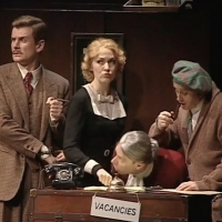 Broadway Rewind: Watch Full Scenes from THE 39 STEPS on Broadway! Photo