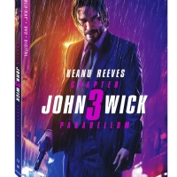JOHN WICK CHAPTER 3 Heads to Digital on August 23, 4K Ultra HD, Blu-ray and DVD September 10