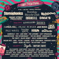 Stereophonics, Bombay Bicycle Club, Blossoms, Kelis and More Announced for Y NOT FEST Photo