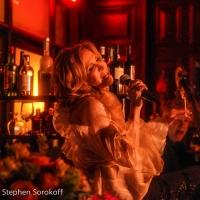 Photo Coverage: Yanna Avis Brings Paris To The Grand Salon at La Goulue Photo