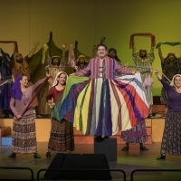 Review: JOSEPH AND THE AMAZING TECHNICOLOR DREAMCOAT Brings Entertaining Fun to the James Armstrong Theatre
