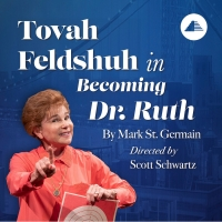 Tovah Feldshuh to Star in BECOMING DR. RUTH This December at Edmond J. Safra Hall at the M Photo