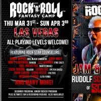 Rock 'N' Roll Fantasy Camp Returns To Las Vegas in 2022 Photo