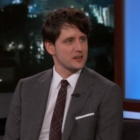 VIDEO: Zach Woods Talks SILICON VALLEY, AVENUE 5 on JIMMY KIMMEL LIVE! Video