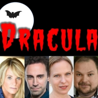 DRACULA, THE RADIO PLAY Will Be Performed on Zoom Next Week Photo