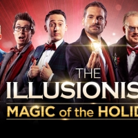 Meet the Cast of THE ILLUSIONISTS - MAGIC OF THE HOLIDAYS Now in Previews on Broadway!