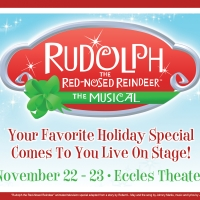 BWW Review: RUDOLPH THE RED-NOSED REINDEER Brings Childlike Joy to the Eccles Theater Photo