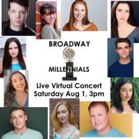 Music Mountain Theatre Presents BROADWAY MILLENNIALS Live Streamed Concert Photo