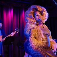 BWW Review: LATRICE ROYALE'S HERE'S TO LIFE at The Laurie Beechman Theatre Photo