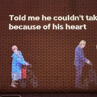 BAM Presents HE DID WHAT? A Free Animated Opera Short Screened Outdoors Photo