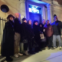 Theater Folk Gather To Sing Irving Berlin Songs At His Home Photo