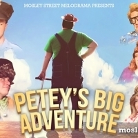 BWW Review: PETEY'S BIG ADVENTURE at Mosley Street Melodrama, A Spoof on Scooters
