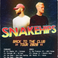 Snakehips Unveil 2020 North American Tour