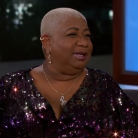 VIDEO: Luenell Talks Robbing a Bank, Filming DOLEMITE on JIMMY KIMMEL LIVE!