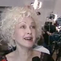 Broadway Rewind: Cyndi Lauper Makes Her Broadway Debut in THE THREEPENNY OPERA Photo