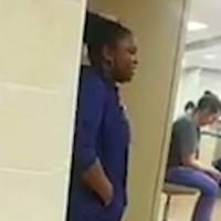 VIDEO: Nurse Performs 'Amazing Grace' For Her Colleagues at a Staff Meeting