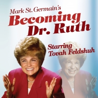 North Coast Rep Will Stream BECOMING DR. RUTH, Starring Tovah Feldshuh Photo