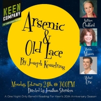 Kathleen Chalfant, Michael Urie and More To Star in Keen Company Benefit Reading of A Photo