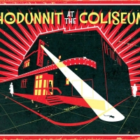 Interactive Online Murder Mystery WHODUNNIT AT THE COLISEUM? Announced Photo