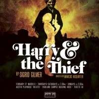 HARRY AND THE THIEF By Sigrid Glimer is Coming to ACC Highland Campus/Spectrum Theatre Company