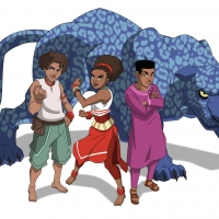 Doug Schwalbe Oversees Distribution of First Animated Series IYANU: CHILD OF WONDER Photo