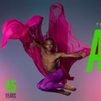 Ailey II Will Kick Off LA International Dance Festival at Segerstrom Center Photo