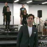 VIDEO: Ramin Karimloo, Samantha Barks, and More Rehearse For CHESS in Japan