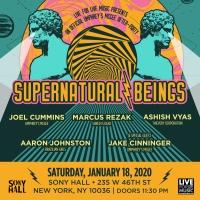 Supernatural Beings Announce UM Late-Night Show With Joel Cummins, Jake Cinninger & M Photo
