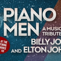 Cotuit Center For The Arts to Present PIANO MEN: A Musical Tribute To Billy Joel And Photo
