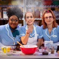 BWW Review: WAITRESS: A NEW MUSICAL Serves Up A Bittersweet Slice of Life at the Wash Photo
