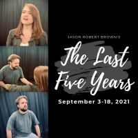 Upright Theatre Company is Now Presenting THE LAST FIVE YEARS Photo