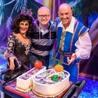 Michael Harrison Celebrates 10 Years At The Helm Of Brum Panto Photo
