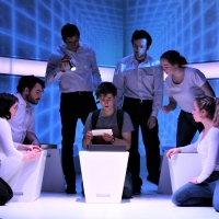 BWW Review: THE CURIOUS INCIDENT OF THE DOG IN THE NIGHT-TIME at CT Repertory Theatre Photo