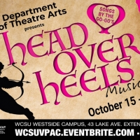 WCSU To Stage Live Performances Of HEAD OVER HEELS Photo