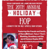 Dance Molinari Presents 20th Annual Holiday Hop Show December 17 At The Duplex Cabare Photo