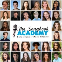 Songbook Academy Names Top 40 National Finalists for Summer Intensive Photo