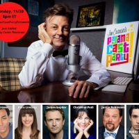 Bobby Conte Thornton Joins Jim Caruso's PAJAMA CAST PARTY This Week Photo