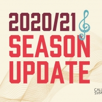 California Symphony Announces Updated Fall 2020 Programming Photo