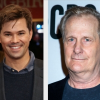 Andrew Rannells, Jeff Daniels to Appear on THE LATE LATE SHOW Next Week Photo