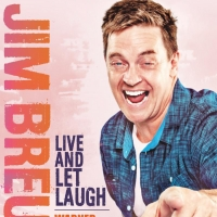 Jim Breuer: Live And Let Laugh Comes to the Warner