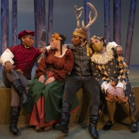 BWW Review: AS YOU LIKE IT Beguiles and Delights at The Rogue Theatre Photo