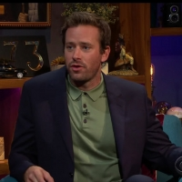 VIDEO: Armie Hammer Talks About His Broadway Show 'The Minutes' Photo