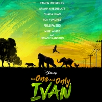 VIDEO: Watch the Trailer for THE ONE AND ONLY IVAN, Featuring the Voices of Phillipa Soo, Photo